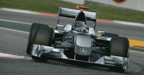 Mercedes F1