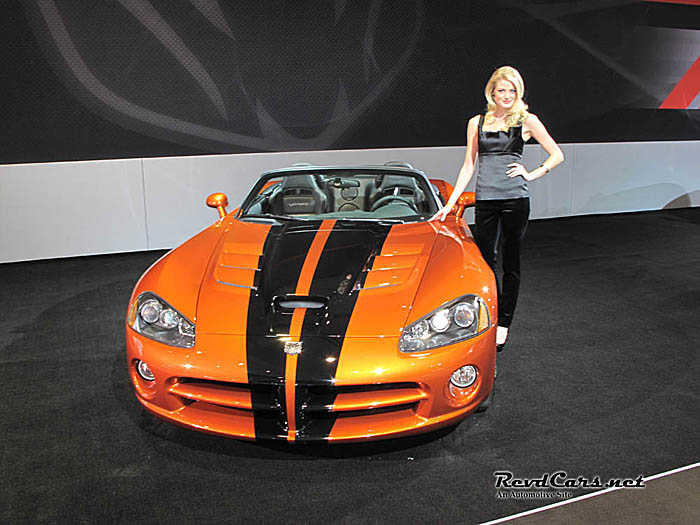 Dodge Viper SRT10